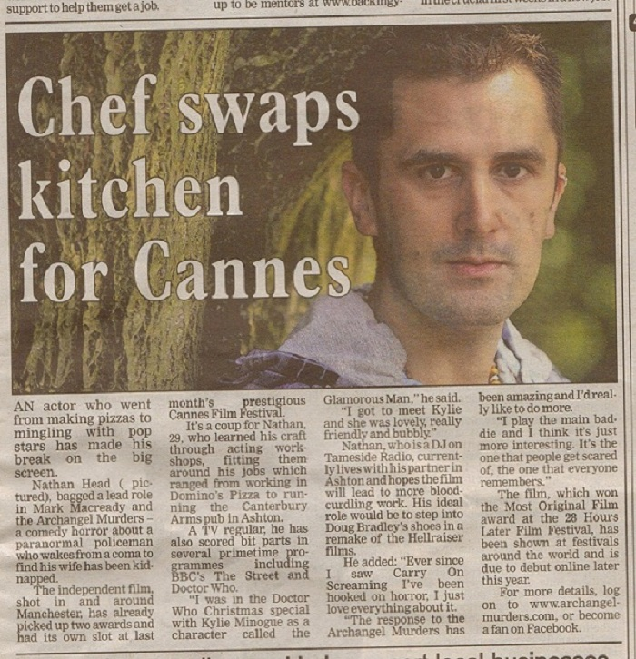 Tameside Advertiser July 2010