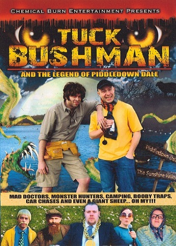 Nathan Head - Tuck Bushman And The Legend Of Piddledown Dale