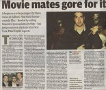 The Manchester Evening News 16th December 2009